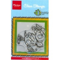 CO9605 Clearstamp Marianne Design