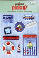 PU3026 Embellishments for Cards and Scrapbooking