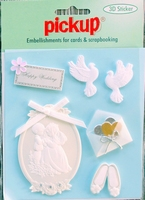 PU3082 Embellishments for Cards and Scrapbooking