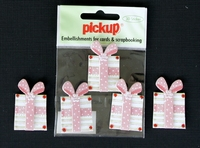PUK1039 Embellishments for Cards and Scrapbooking