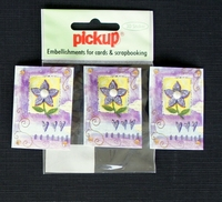 PUK1044 Embellishments for Cards and Scrapbooking